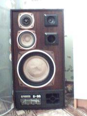 Колонка S-90 и Усилитель Radiotehnika У-101-Стерео Hi-Fi