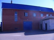 Административное здание со складом,  офисными кабинетами и бильярдным з