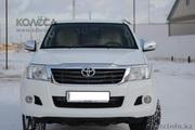 Аренда Toyota Hilux 2013