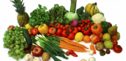 овощи-фрукты из Узбекистана