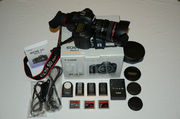 Canon EOS 5D Mark II 21.1 МП цифровая зеркальная камера - черный (комп