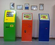 Платежные терминалы от производителя! Гарантированное сервисное обслуж