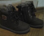 Подам зимние ботинки для мальчика