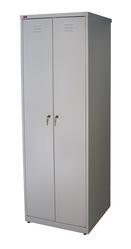 Металлический шкаф для одежды ШРМ АК 800