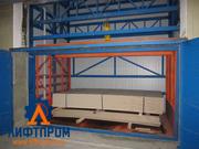 Наклонный грузовой подъемник ЛИФТПРОМ