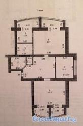 продается большая квартира