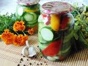 продам домашние салаты,  компоты, маринованные овощи, малину
