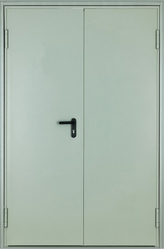 Двери противопожарные,  двери технические индивидуального изготовления.