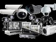 Монтаж систем видеонаблюдения и доступа