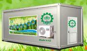 Гидропонное оборудование для выращивания готового,  зеленого корма