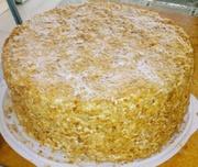 Торт Наполеон на заказ