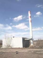 Котельная блочно-модульная газовая 6, 3 МВт РЭМЭКС РФ 2006гв с хранения